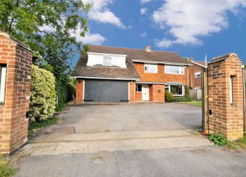 Church Road, Cholsey, Wallingford OX10. 5 bed detached house
