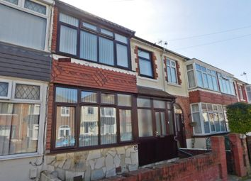 Thumbnail 3 bed terraced house for sale in Magdalen Road, Portsmouth