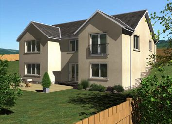 Thumbnail 4 bedroom detached house for sale in The Kerr, East Broomlands, Kelso