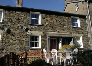 Thumbnail 2 bed terraced house for sale in Heartings, 3 Wansfell Terrace, Ambleside