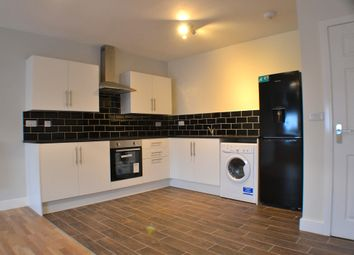 Thumbnail 1 bedroom flat to rent in Peet Street, Derby, Derbyshire