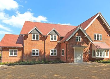 Thumbnail 5 bedroom detached house for sale in Forest Park Road, Brockenhurst