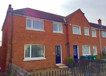 Thumbnail 3 bedroom end terrace house for sale in Wodehouse Road, Southampton