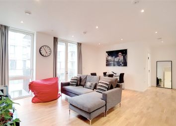 Thumbnail 2 bed flat to rent in Festive Mansion, Napa Close, London