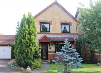 Thumbnail 4 bed detached house for sale in Speedwell Avenue, Dalkeith