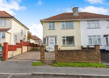 Thumbnail Semi-detached house for sale in Ravenglass Crescent, Southmead, Bristol