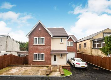 Thumbnail 4 bed detached house for sale in Mill Street, Tonyrefail, Porth