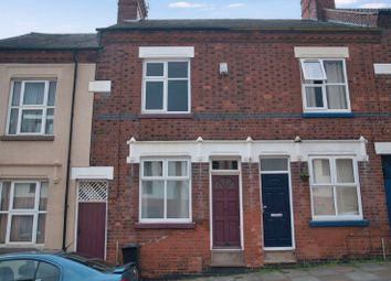 Thumbnail 2 bedroom terraced house for sale in Burns Street, Knighton Fields, Leicester