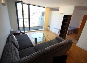Thumbnail 1 bed flat to rent in Advent House, Isacc Way, Ancoats Urban Village