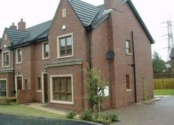 Thumbnail 3 bedroom semi-detached house to rent in Brooke Hall Avenue, Belfast