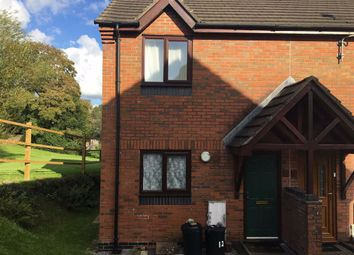 Thumbnail 2 bed semi-detached house for sale in Waun Burgess, Carmarthen