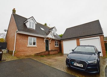 Thumbnail 4 bed detached house for sale in The Pippins, Dinsdale Close, Colchester