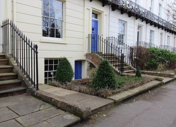 Thumbnail 1 bed flat to rent in Leam Terrace, Leamington Spa