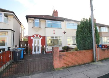 Thumbnail 3 bed semi-detached house for sale in Easton Road, Liverpool, Merseyside