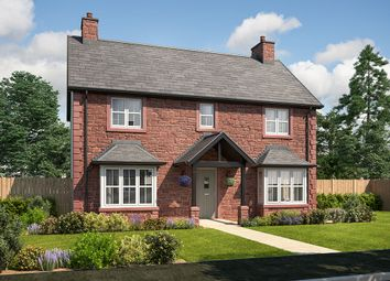 "Thumbnail 4 bedroom detached house for sale in ""Arundel"" at Clifton, Penrith"