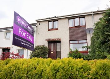 Thumbnail 3 bed terraced house for sale in Johnston Place, Inverness