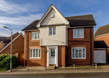 Thumbnail 4 bedroom detached house for sale in Mitchell Close, Scarning, Dereham