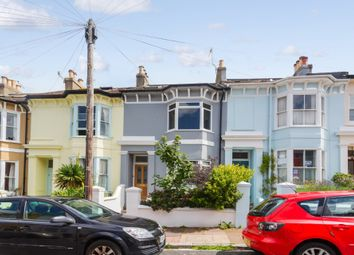 Thumbnail 4 bed terraced house for sale in Montreal Road, Brighton