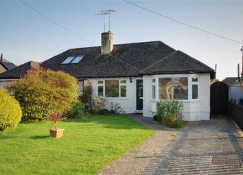 Thumbnail 2 bed semi-detached bungalow for sale in Beechwood Avenue, Salvington, West Sussex