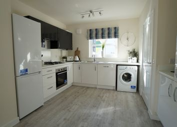 Thumbnail 3 bed terraced house for sale in North Drive, Fernwood, Newark