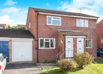 Thumbnail 2 bed semi-detached house for sale in Mill Green Road, Amesbury, Salisbury