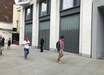 Thumbnail Retail premises to let in Strand, London
