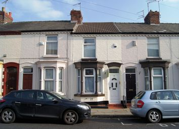 Thumbnail 2 bed terraced house to rent in Macdonald Street, Wavertree, Liverpool, Merseyside
