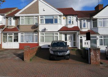 Thumbnail 3 bed property for sale in Lyon Park Avenue, Wembley, Middlesex