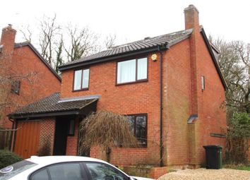 Thumbnail 4 bed detached house to rent in Denton Close, Botley, Oxford