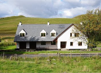 Thumbnail 5 bed detached house for sale in Kirkmichael, Blairgowrie