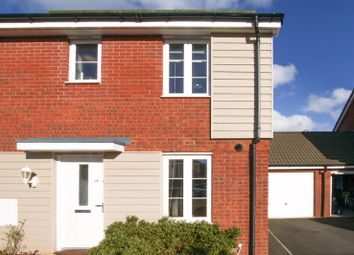 3 bed semi-detached house for sale in Bunker Square, Exeter EX2