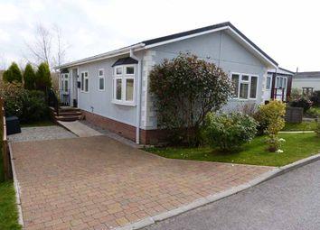 Thumbnail 2 bed mobile/park home for sale in Tregatillian Homes Park, St Columb