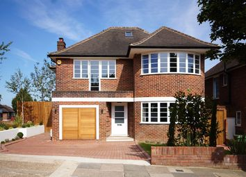 Thumbnail 6 bed detached house for sale in Heathcroft, Ealing