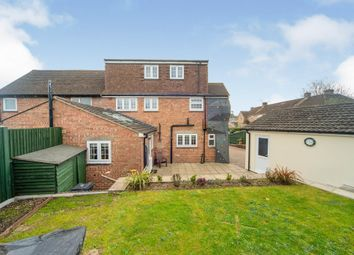 Thumbnail 3 bed semi-detached house for sale in Pigeon Close, Blandford St. Mary, Blandford Forum