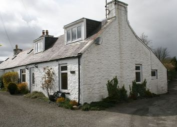 Thumbnail 3 bed semi-detached house for sale in Greenhead Cottage, Carsphairn, Castle Douglas