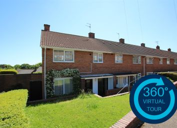 Thumbnail 3 bed end terrace house for sale in Galahad Close, Beacon Heath, Exeter