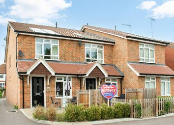 Thumbnail 1 bed terraced house for sale in Hazel Avenue, Farnborough, Hampshire