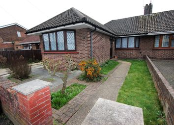 Thumbnail 2 bed semi-detached bungalow to rent in Garth Road, South Ockendon