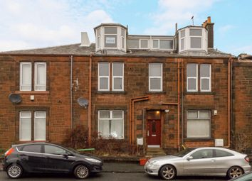 Thumbnail 2 bed duplex for sale in Orchard Street, Kilmarnock