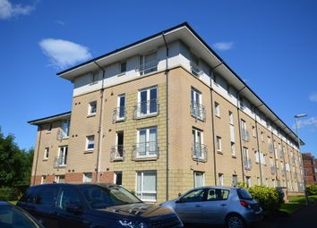 Thumbnail 2 bed flat for sale in Greenlaw Court, Glasgow