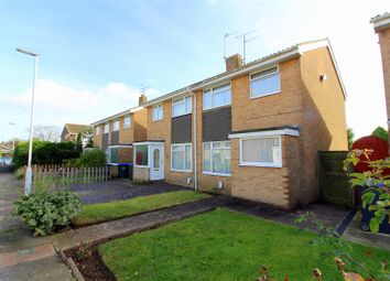 Thumbnail 3 bed semi-detached house for sale in Chilgrove Close, Goring-By-Sea, Worthing