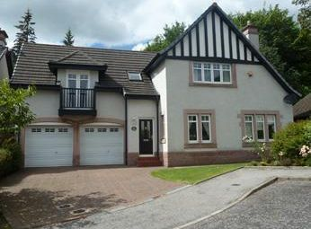 Thumbnail 4 bed detached house to rent in Craigden, Aberdeen