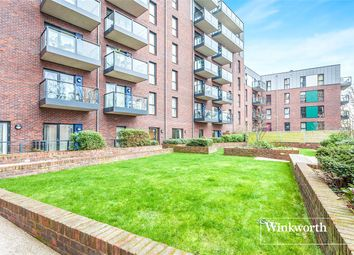Thumbnail 1 bed flat for sale in Crested Court, 3 Shearwater Drive, London