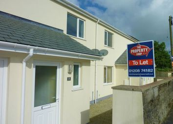 Thumbnail 3 bed terraced house to rent in Sycamore Court, Foxhole, St. Austell