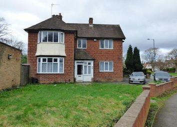 Thumbnail 3 bedroom detached house for sale in Howard Road, Kings Heath, Birmingham, West Midlands
