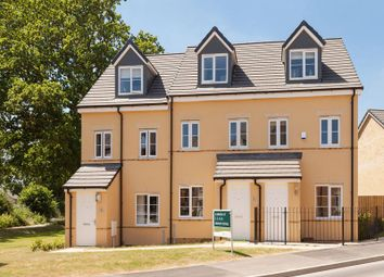 Thumbnail 3 bed end terrace house for sale in Souter, Monkton Heathfield, Taunton