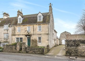 4 bed end terrace house for sale in Wells Road, Corston, Bath, Somerset BA2