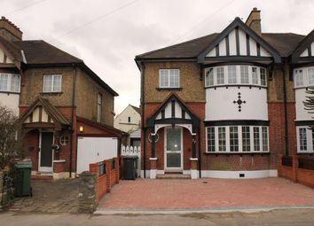 Thumbnail 3 bed semi-detached house to rent in Kimberley Road, Chingford, London