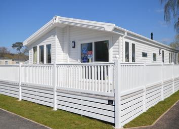 Thumbnail 2 bed lodge for sale in Dawlish Sands Holiday Park, Warren Road, Dawlish Warren, Dawlish, Devon