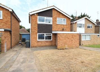 Thumbnail 4 bed detached house to rent in Needham Road, Luton